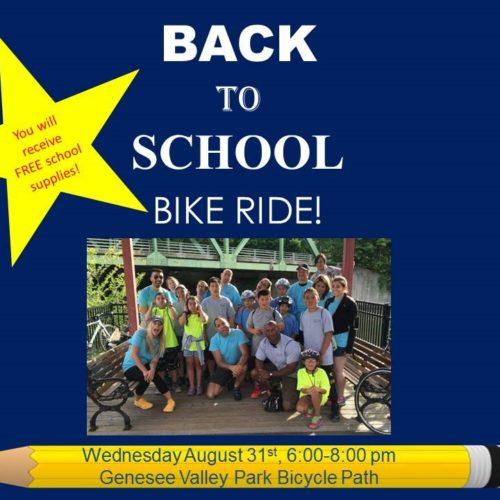 Back to school bike ride 500x500 - August 2016 Bike Ride