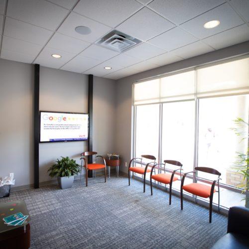 Comella Orthodontics Office Signage Victor New York 128 500x500 - Victor NY Orthodontic Office