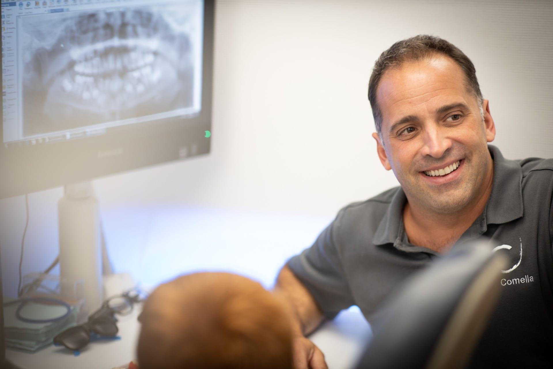 Comella Orthodontics Rochester New York Dr Comella Candids 13 - Meet Dr. Brandon Comella