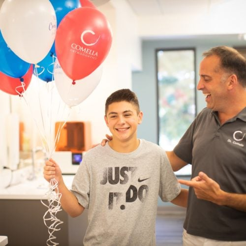 Comella Orthodontics Rochester New York Dr Comella Candids 43 500x500 - Our Values