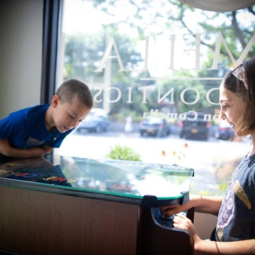 Comella Orthodontics Rochester New York Patient Candids 44 500x500 - Your First Visit
