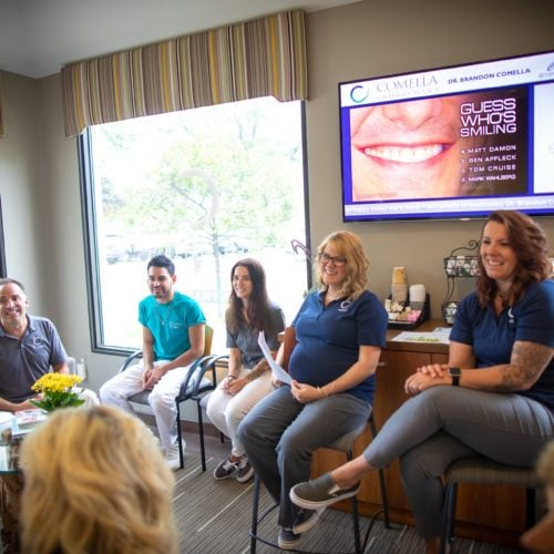 Comella Orthodontics Rochester New York Staff Candids 500x500 - Sponsorship Guidelines