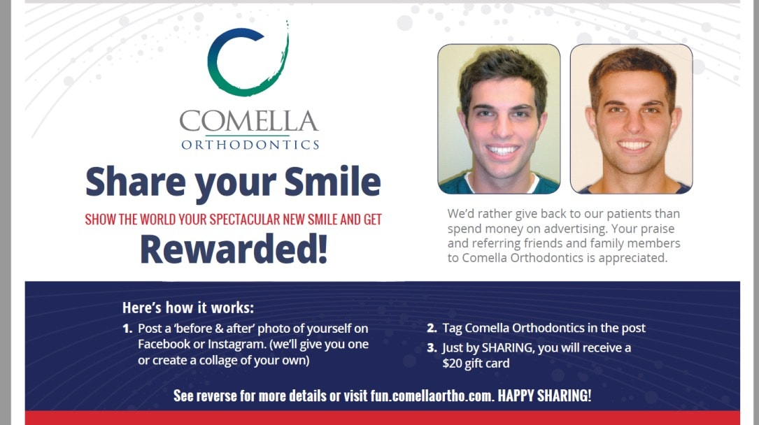 share your smile - 'Share Your Smile' Program!