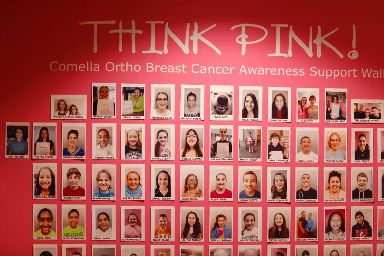 Think Pink Cancer Awareness