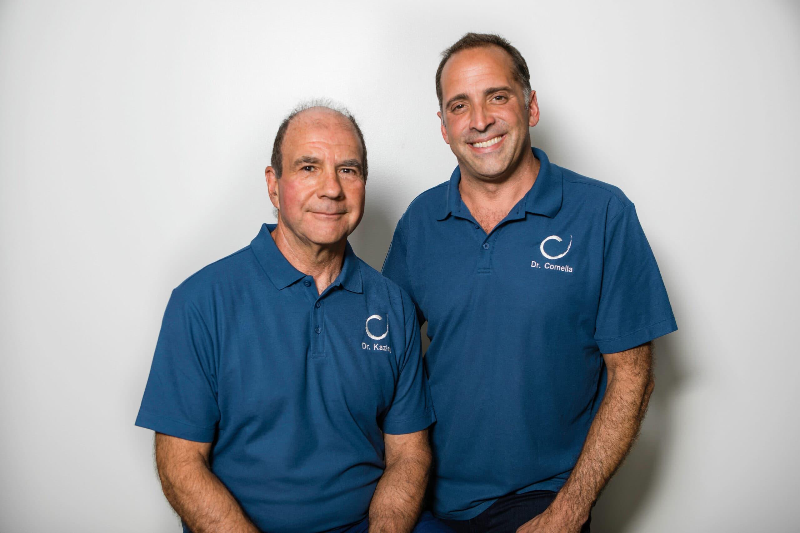 Comella Orthodontics Rochester New York Staff Portraits 3 scaled - Meet Dr. Steven Kazley